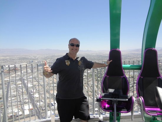 Stratosphere Tower: Que Vista