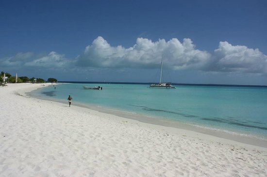 Posada Galeria La Corsaria: As praias de Los Roques são paradisíacas!