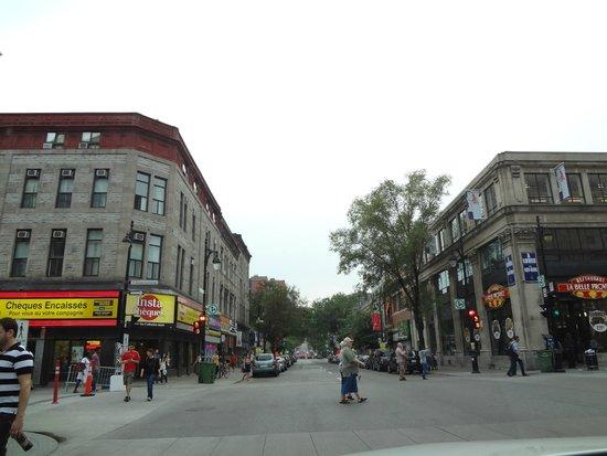 Old Montreal: ville Marie vieux Montréal
