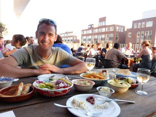 Greco di quartiere recensioni su restaurant i grec for Amsterdam migliori ristoranti