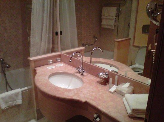 Palace Hotel: bagno