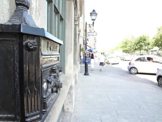 Old Montreal : ville Marie vieux Montréal
