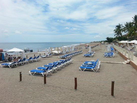 Casa Magna Marriott Puerto Vallarta Resort & Spa: La playa