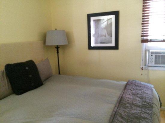 Los Feliz Lodge: Bedroom