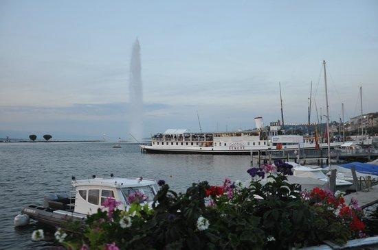 Jet d'Eau: Famoso Jato d'água de Genebra