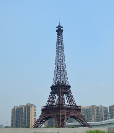 TianduCheng Eifel Tower