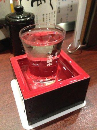 Nemuro Hamaichiban: 日本酒