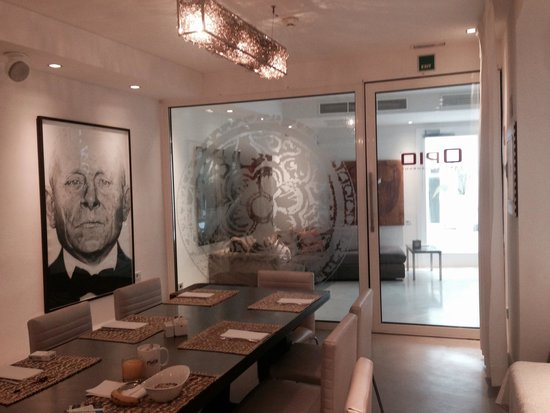 Puro Hotel: Frühstücksraum