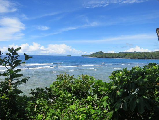 Namale the Fiji Islands Resort & Spa: View