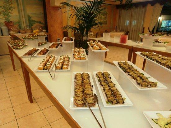 Atahotel Naxos Beach : Tasty!