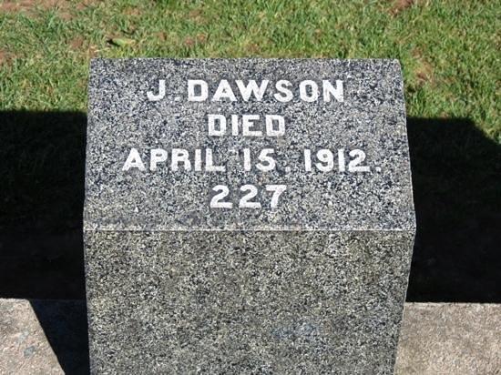 Fairview Lawn Cemetery : Jack Dawson a vraiment existé