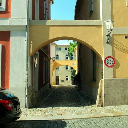 Bautzen, Germany: bare et tit