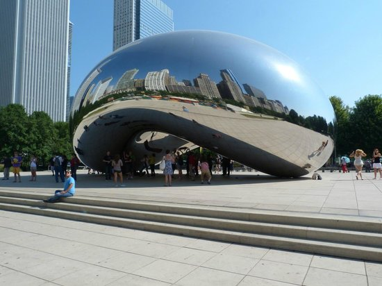 Millennium Park: The Been