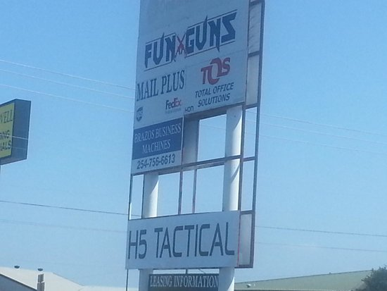 H5 Tactical: 38th & Franklin Center, Waco Tx
