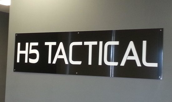 H5 Tactical: Inside Sign