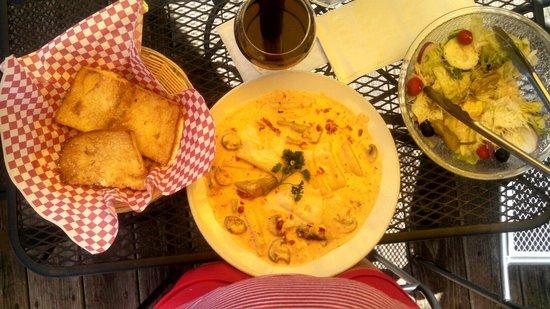 Vinny Vanucchi's: Chef's Special