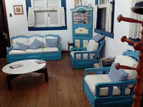 Bananal, SP: Recepção - Hotel Fazenda Três Barras