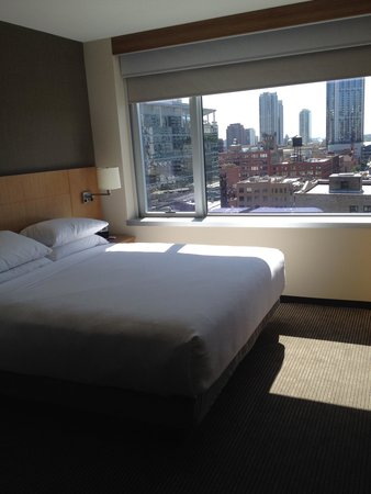Hyatt Place Chicago / River North : Room 14th floor