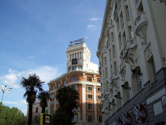 NH Collection Paseo del Prado: The hotel