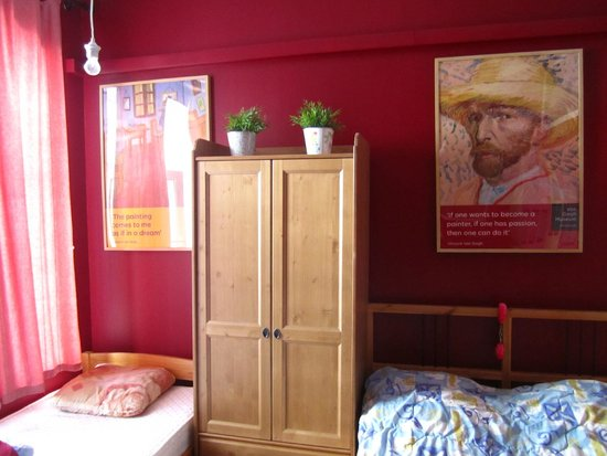 Druzya on Nevskiy Hostel: Room