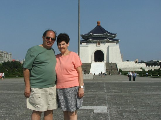Topology Travel- Travel in Real Taiwan (Private Tour): Chiang Kai-Shek Memorial Hall