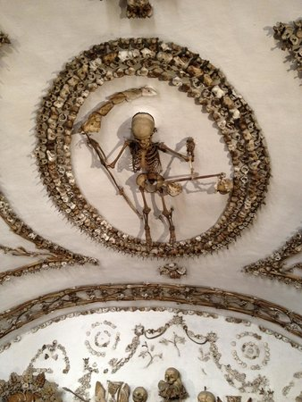 Museum and Crypt of Capuchins: Capuchin Crypt / Ossuary Ceiling