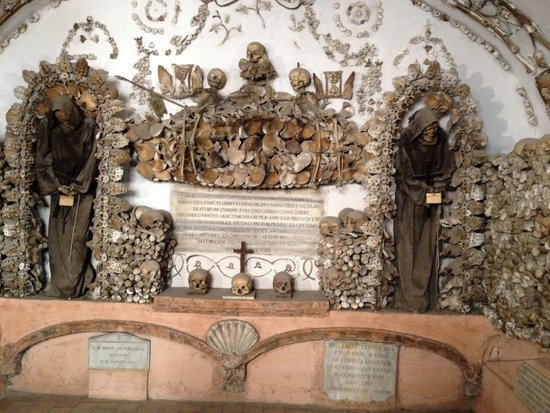 Museum and Crypt of Capuchins : Capuchin Crypt / Ossuary