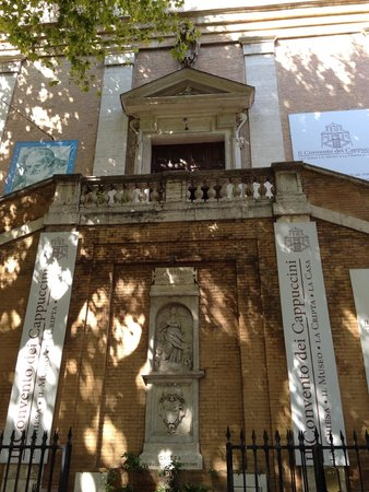 Museum and Crypt of Capuchins : Capuchin Entry