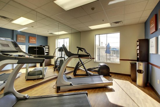 Comfort Suites Waco: Fitness Center