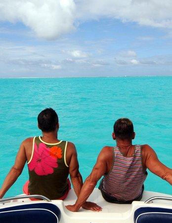 Bora Bora Photo Lagoon : Water