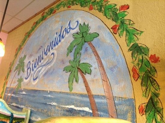 Puerto Vallarta Mexican Restaraunt: BEAUTIFUL  DECOR -  Mexico in the Hoosier
