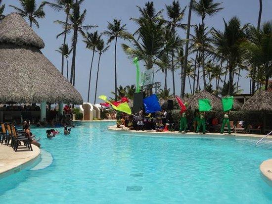 Secrets Royal Beach Punta Cana: Brazil World Cup 2014