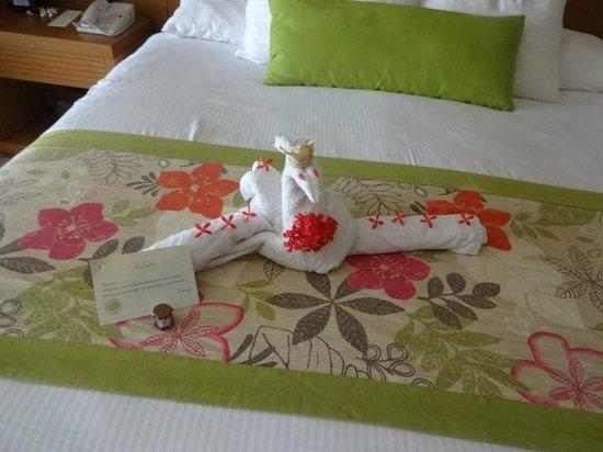 Secrets Royal Beach Punta Cana: leaving gift