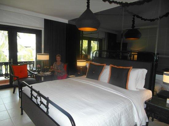 Shinta Mani Club : very comfortable room