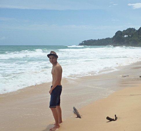 Surin Beach: Surin shoreline