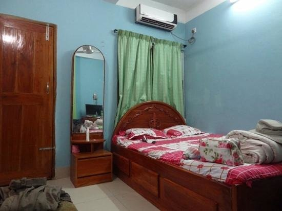Dinajpur, Bangladesh: AC double room