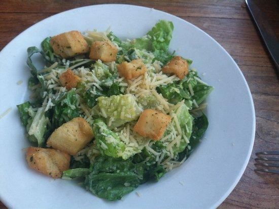 Rockafeller's Restaurant: Ceasar Salad