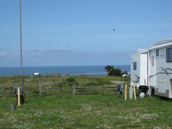 Harbor RV Park: Campsite - Harbor RV