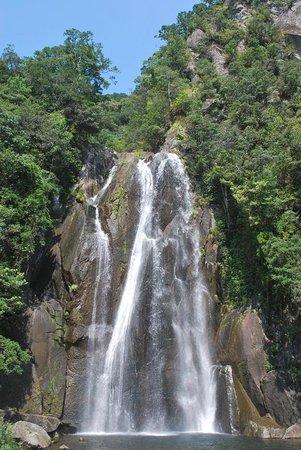 Hiyuki Falls