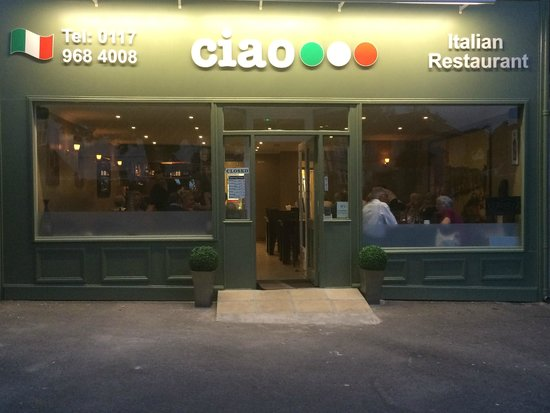 Ciao Italian Restaurant Bristol