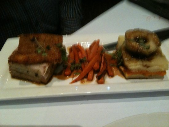 Bribie Island RSL: Pork Belly