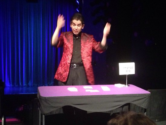 Armando Vera Magic Show: Great for all ages!