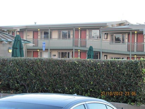 Cavalier Oceanfront Resort : San Simeon_1