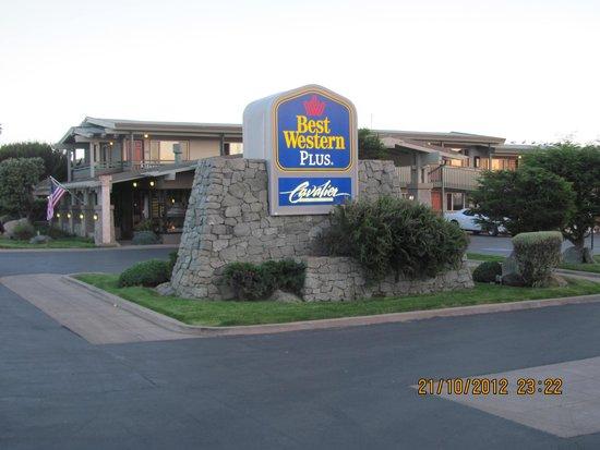 Cavalier Oceanfront Resort : San Simeon_2