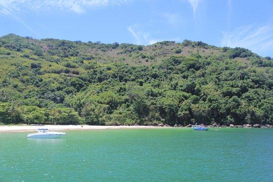 Lopes Mendes Beach : Vista Mar