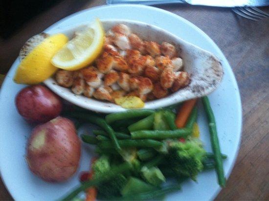 Rockafeller's Restaurant: Crab Norfolk