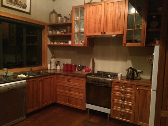 Dry Olive: Wonderful, well-equipped kitchen in the cottage!