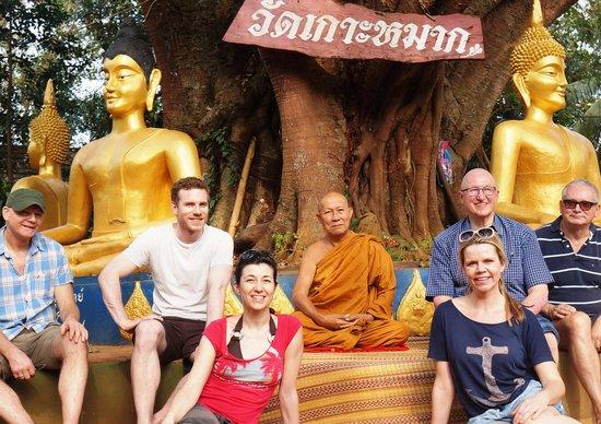 Good Time Resort Koh Mak: Koh Mak Temple, open for visitors