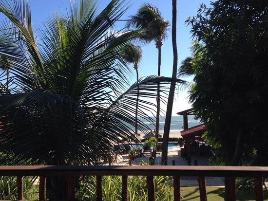 Rede Beach: Vista do Quarto