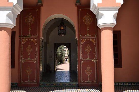 La Mamounia Marrakech : Hotel La Mamounia-Marrakech